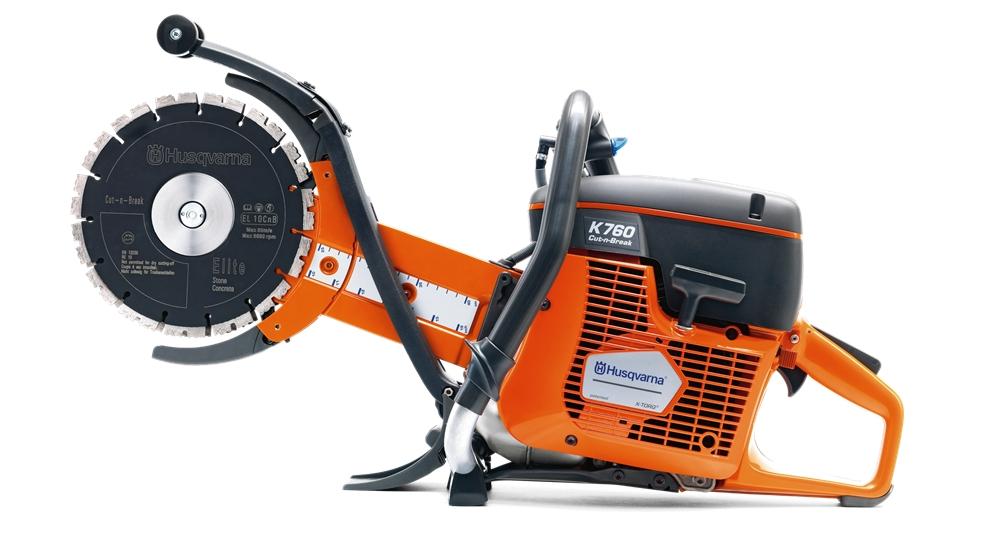 Ruční motorová rozbrušovací pila Husqvarna K 760 Cut-n-Break