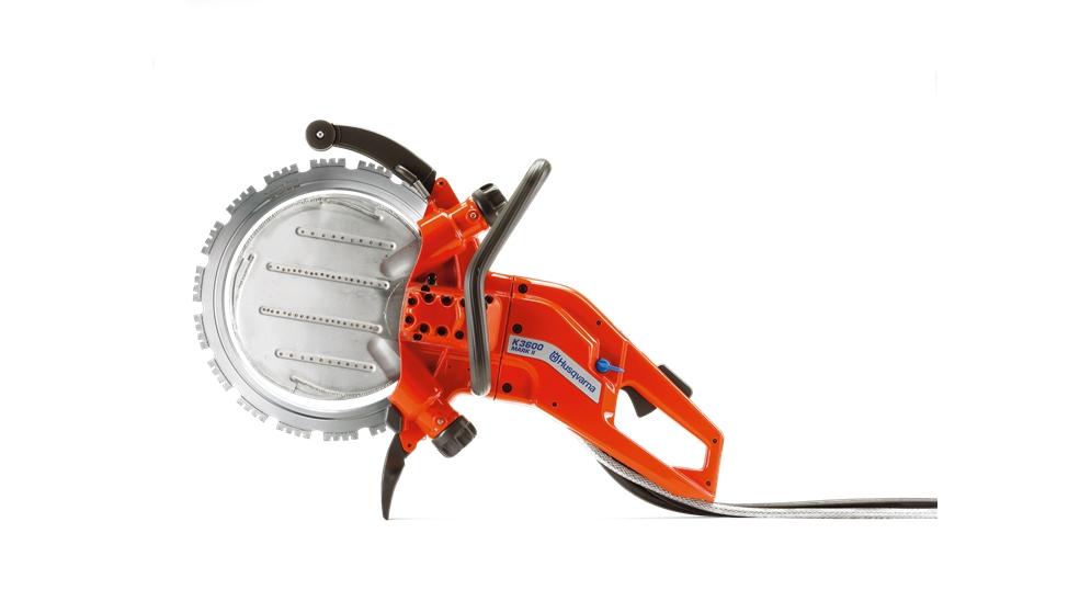 Ruční hydraulická rozbrušovací pila Husqvarna K 3600 MK II
