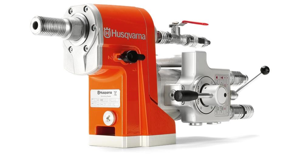 Hydraulická jádrová vrtačka Husqvarna DM 406