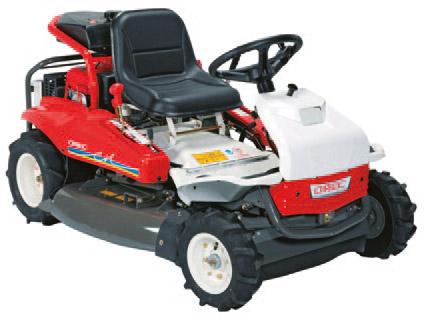 Profesionální samojízdný rotační mulčovač Orec RM 830 Hydro