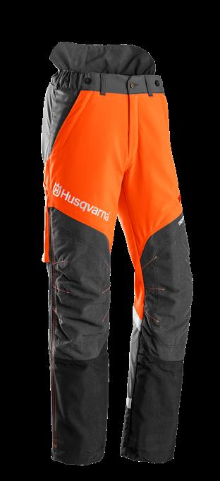 Kalhoty protipořezové do pasu Husqvarna Technical velikost 46 - 48