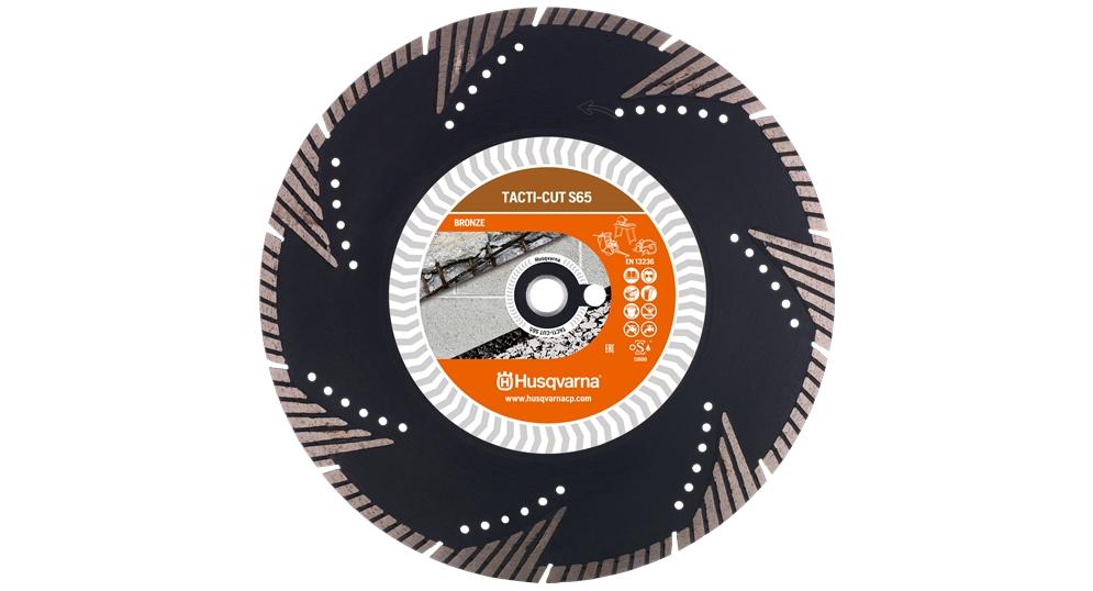 Diamantový kotouč Husqvarna Tacti - Cut S 65 300 mm