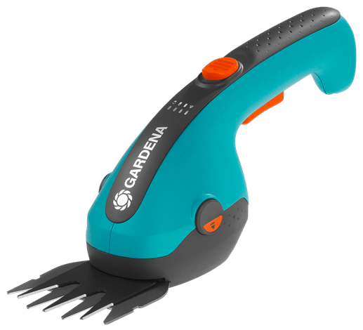 Akumulátorové nůžky na trávu a keře Gardena ClassicCut - sada