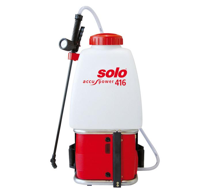 Bateriový postřikovač Solo 416Li