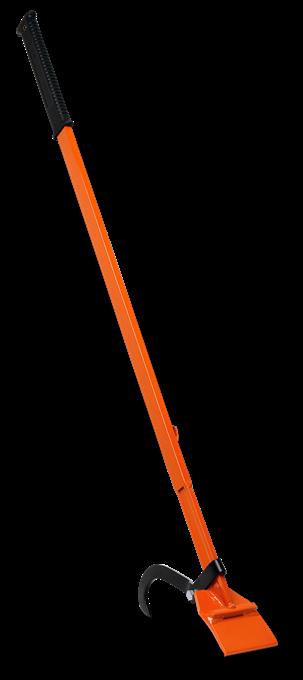 Dlouhá přetlačná lopatka s obracákem Husqvarna