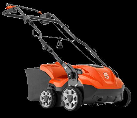 Elektrický odmechovač Husqvarna S 138 C