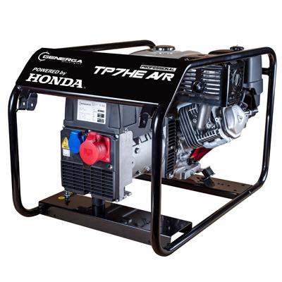 Elektrocentrála elektrocentrála Honda TP 7 HE AVR