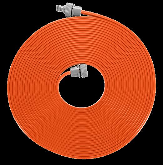 Hadicový zavlažovač Gardena, délka 15 m, oranžový