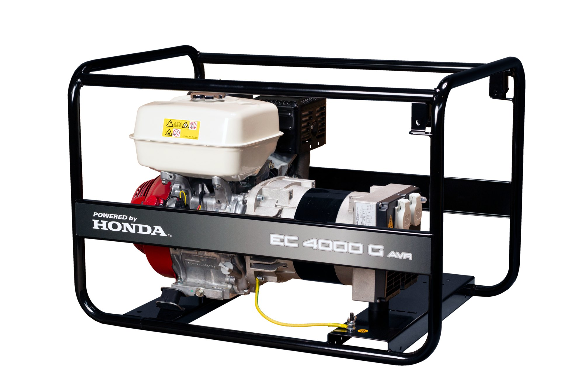 Jednofázová elektrocentrála Honda EC 4000G AVR