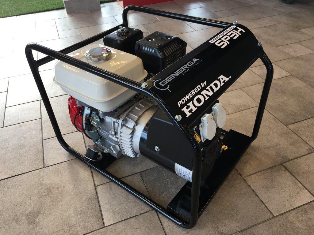 Jednofázová elektrocentrála Honda  SP 3 H