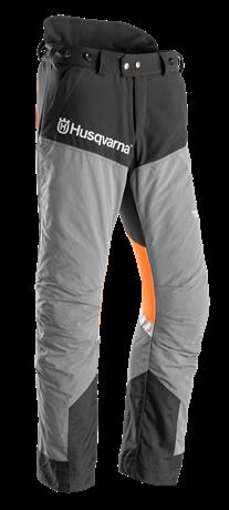 Kalhoty protipořezové do pasu Husqvarna Technical Robust - velikost S (46-48)