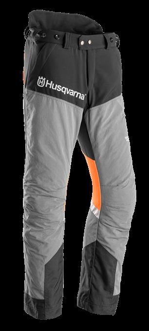 270600c910d ... Kalhoty protipořezové do pasu Husqvarna Technical Robust - velikost XXL  (62-64)