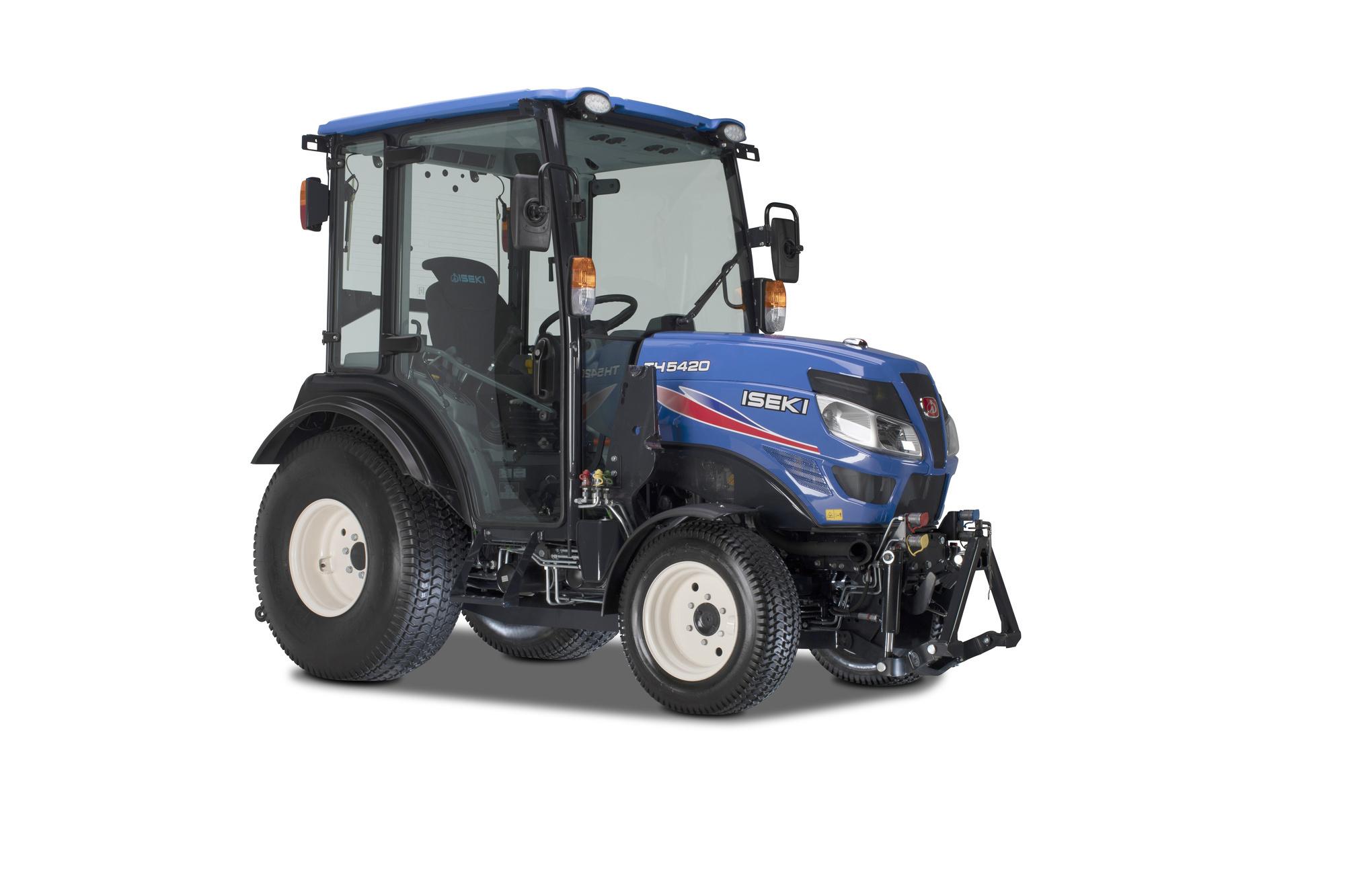 Kompaktní malotraktor Iseki TH 5370 AHLK