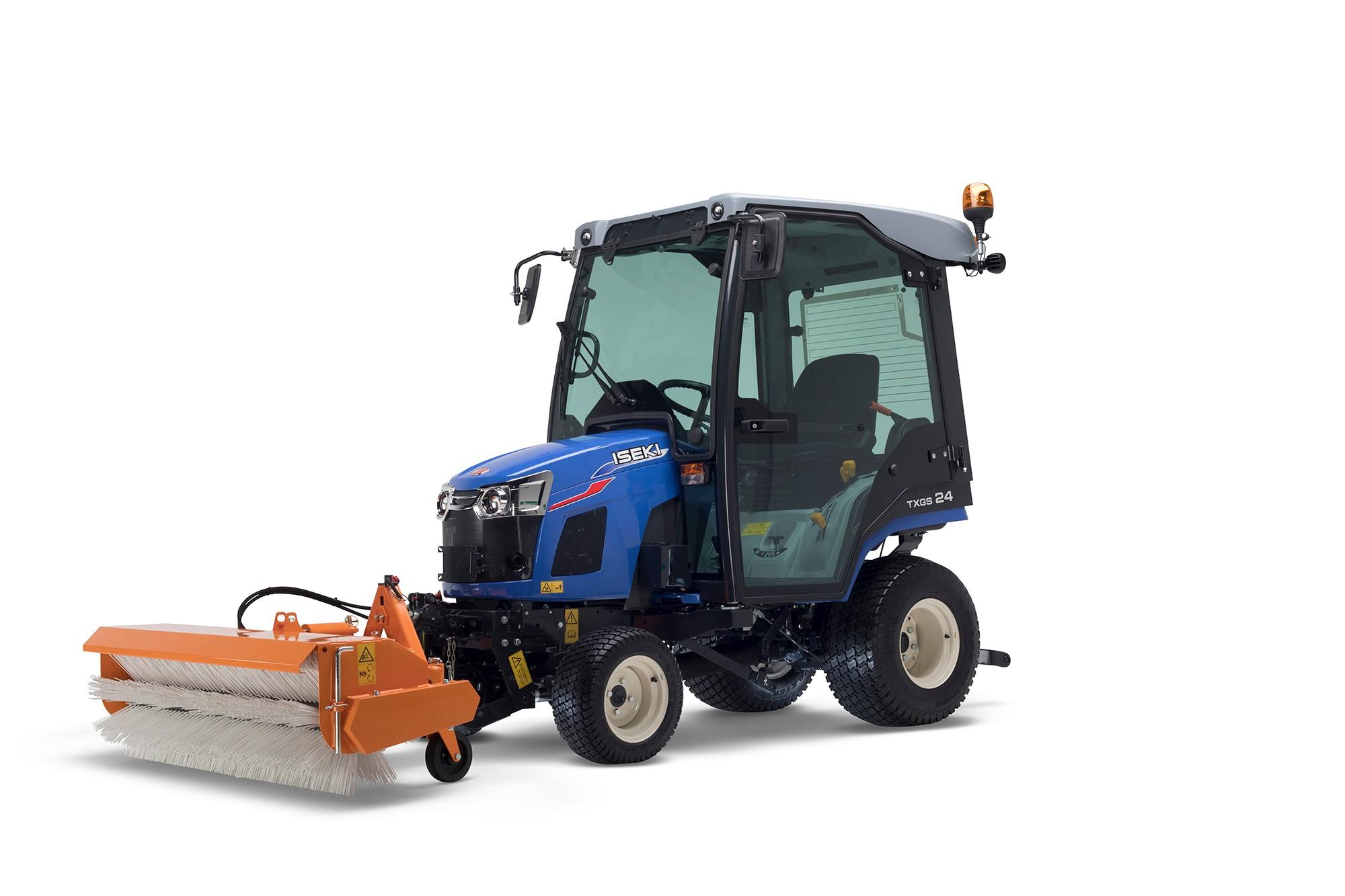 Kompaktní malotraktor Iseki TXGS 24