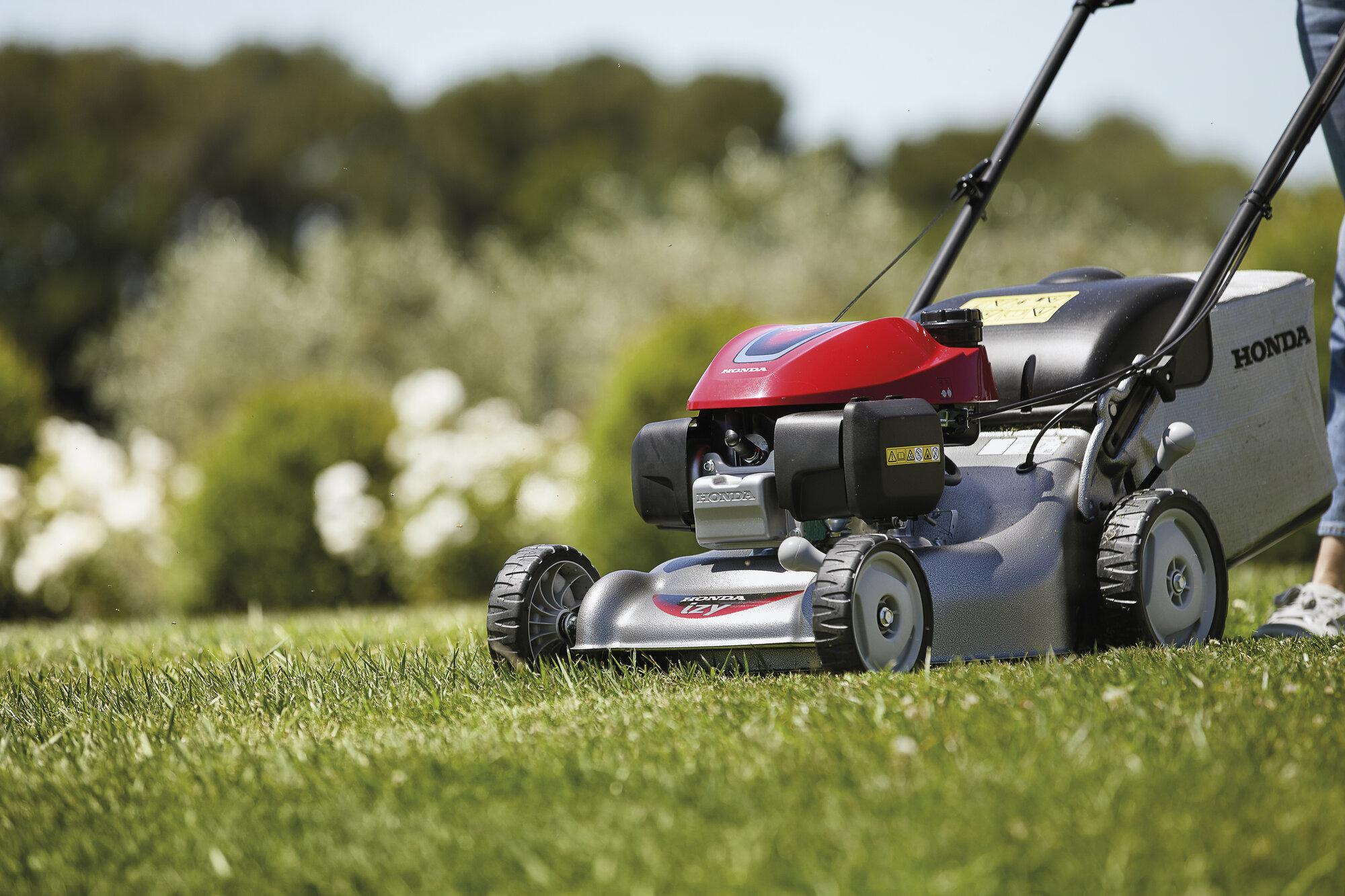 Motorová sekačka na trávu Honda HRG 466 C1 SKEP