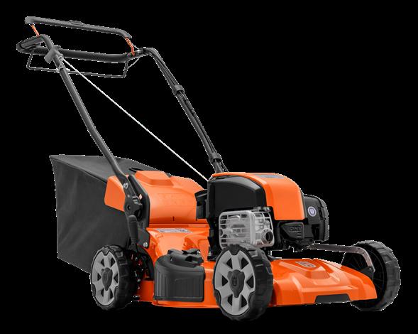 Motorová sekačka na trávu Husqvarna LC 153S