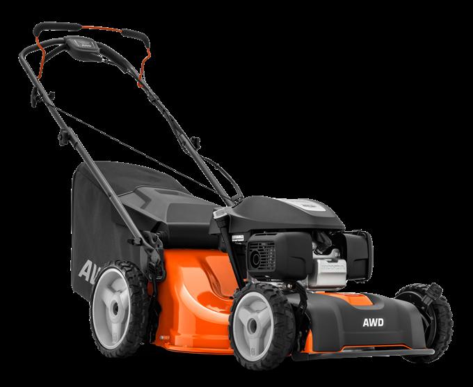 Motorová sekačka na trávu Husqvarna LC 353AWD