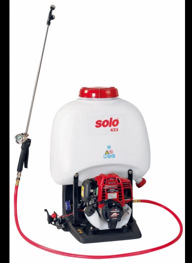 Motorový postřikovač Solo 433-H