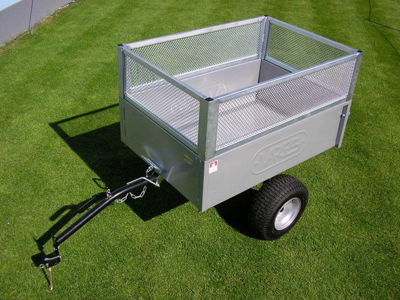 Nástavba pro vozíky VARES TRVMS a TDKS
