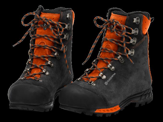 Ochranná kožená obuv Husqvarna Functional - velikost 39