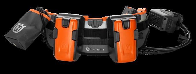 Opasek Flexi na baterie Husqvarna - sada s adaptérem