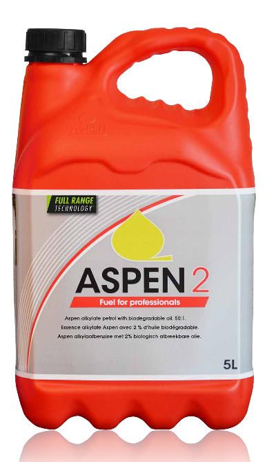 Palivo Aspen 2T 5 litrů