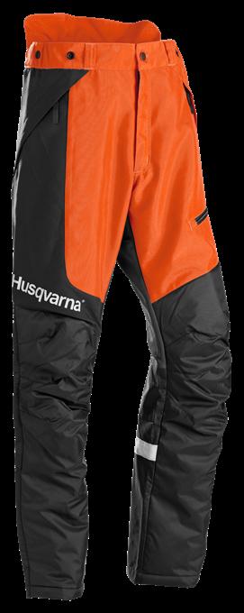 Pracovní kalhoty Husqvarna pro práci s křovinořezem - velikost 46