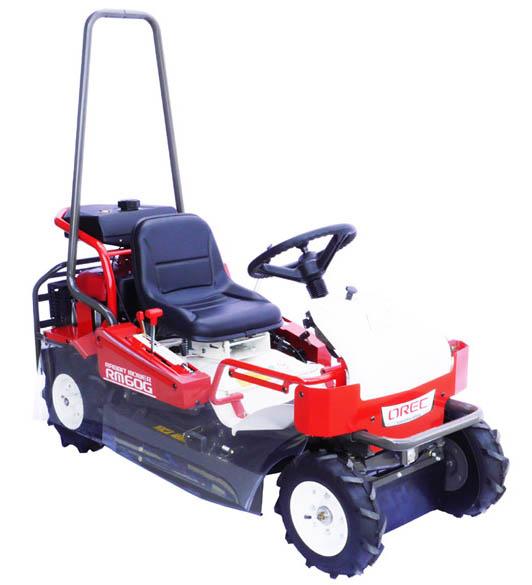 Profesionální samojízdný rotační mulčovač Orec RM 60 G