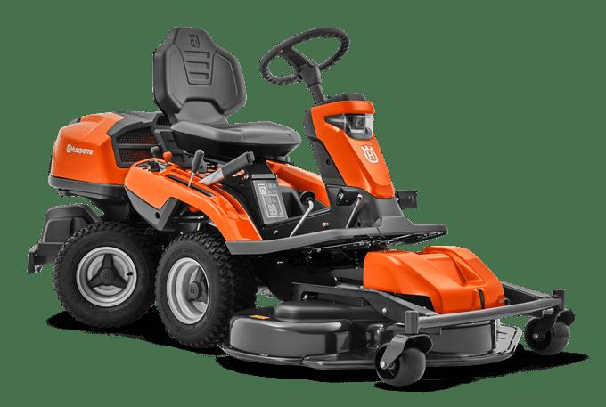 Rider Husqvarna R 318X motorová jednotka (bez žacího)