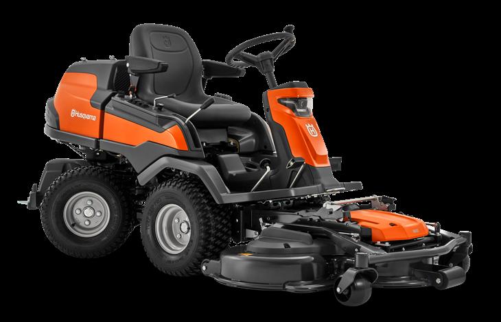 Rider Husqvarna R 420 TsX AWD motorová jednotka