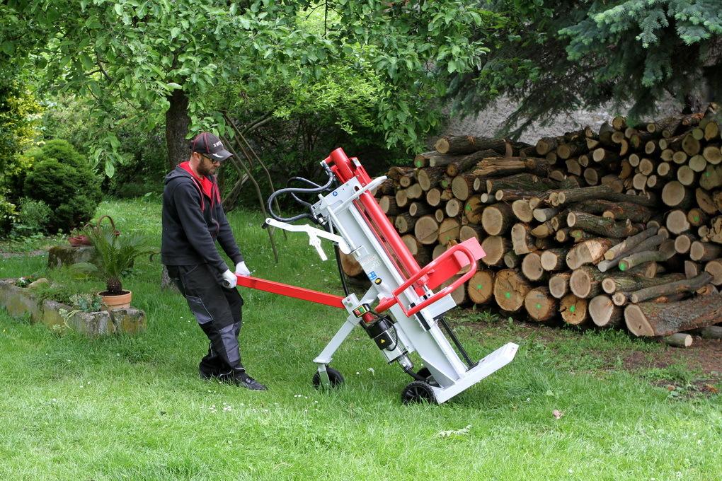 Vertikální štípač na dřevo VARI 10 TON SET