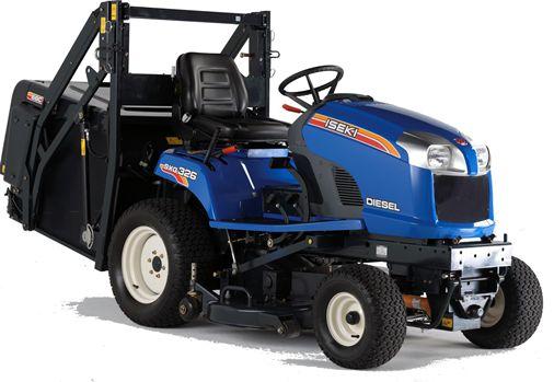 traktorov seka ka iseki sxg 323 hl s v klopem do v ky 1. Black Bedroom Furniture Sets. Home Design Ideas