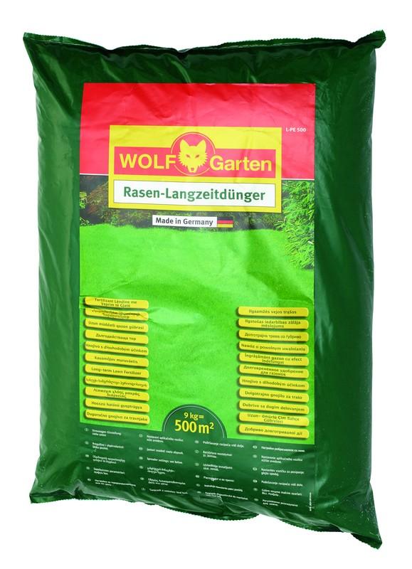 Trávníkové hnojivo dlouhodobé LD-A 500 WOLF-Garten