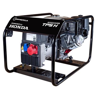 Třífázová elektrocentrála Honda TP 5 H