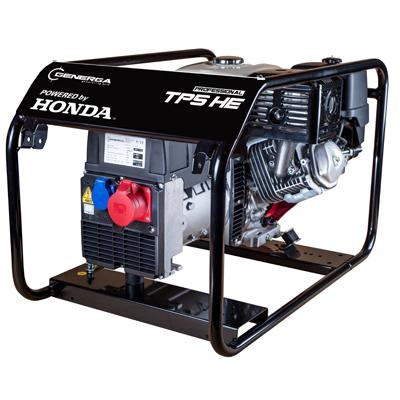 Třífázová elektrocentrála Honda TP 5 HE