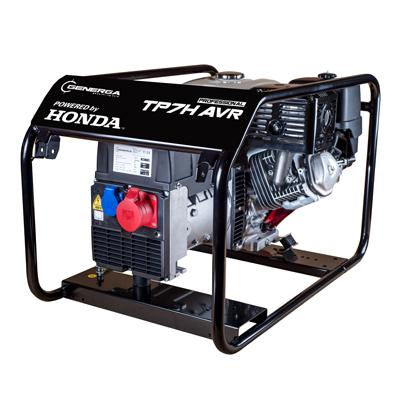 Třífázová elektrocentrála Honda TP 7 HE AVR