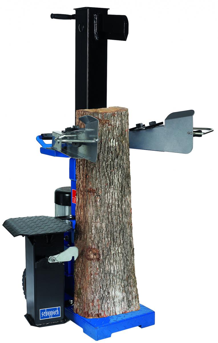 Vertikální štípač na dřevo Scheppach HL 1200 s
