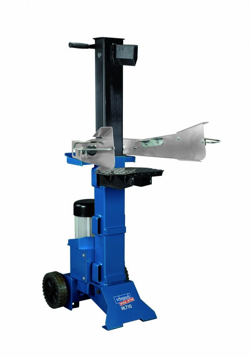 Vertikální štípač na dřevo Scheppach HL 710 (230V)