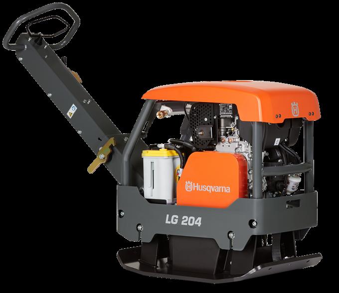 Vibrační deska obousměrná Husqvarna LG 204 (diesel)