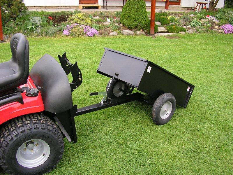 Vozík pro zahradní traktory VARES TDK