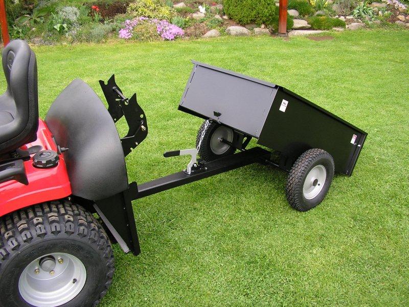 Vozík pro zahradní traktory VARES TDKL