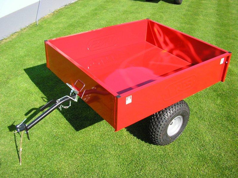 Vozík pro zahradní traktory VARES TR 350-7