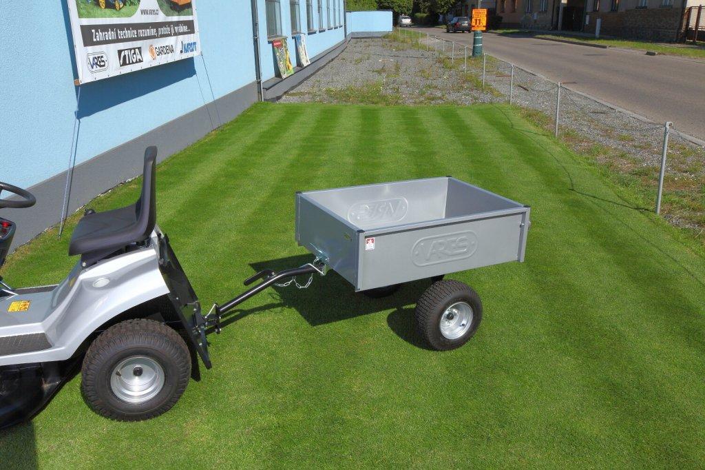 Vozík pro zahradní traktory VARES TRVMS