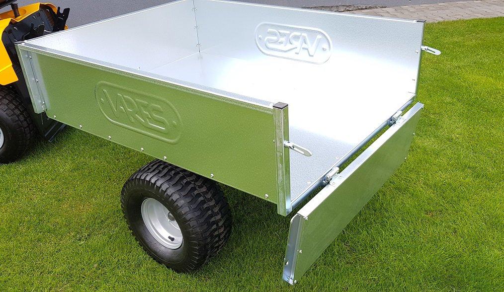 Vozík pro zahradní traktory VARES TRVMS - POZINK