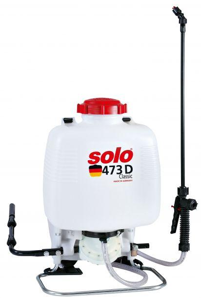 Zádový postřikovač Solo 473D - 12lt- řada
