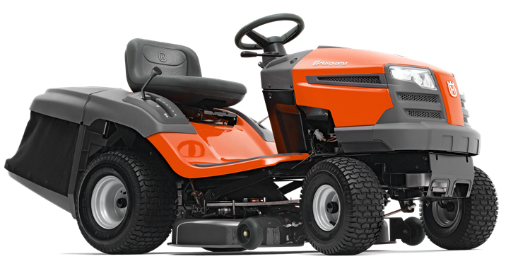 Zahradní traktor Husqvarna TC 138 L