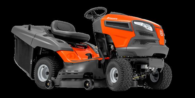 Zahradní traktor Husqvarna TC 142 T