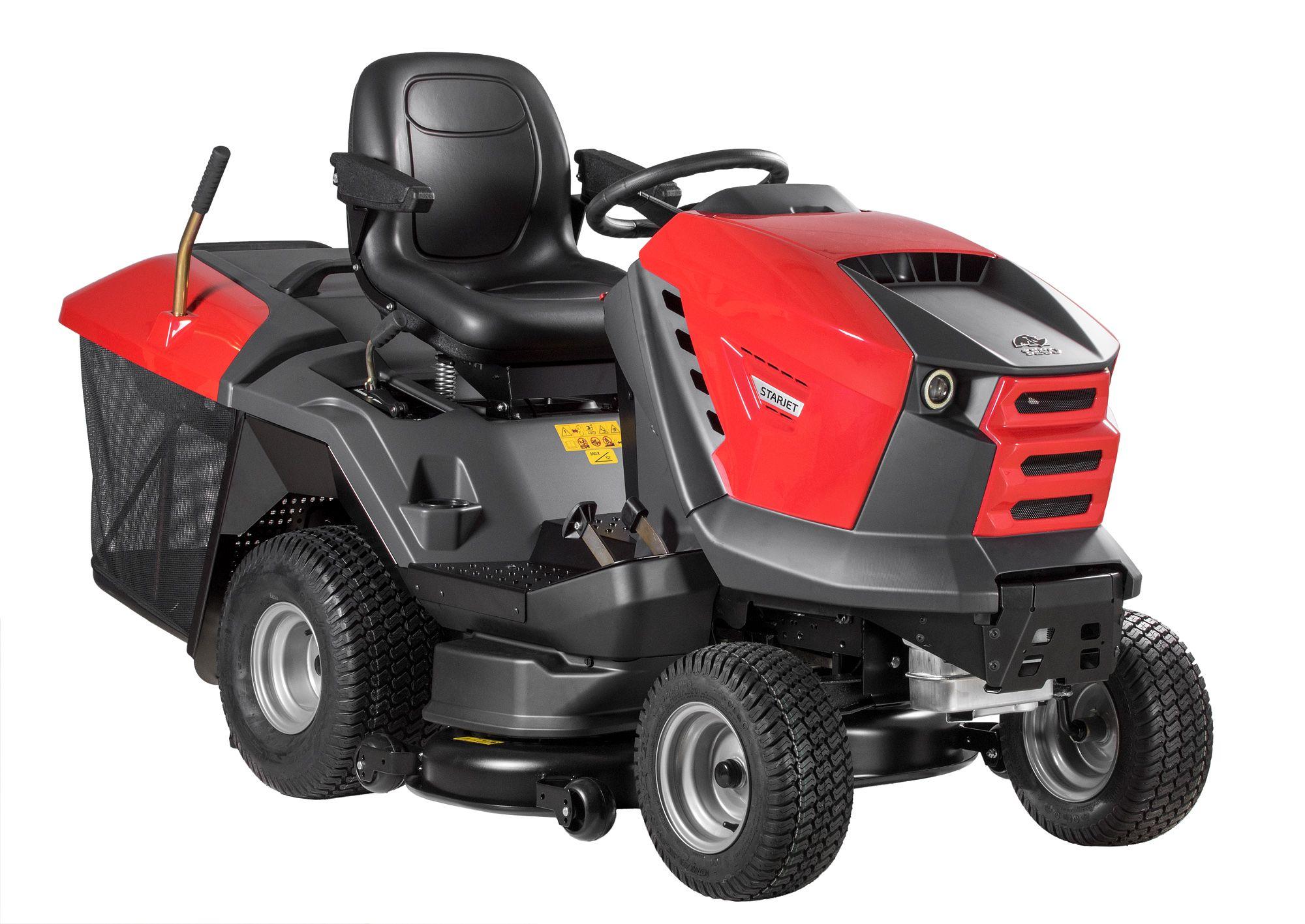 Zahradní traktor Seco Starjet P3