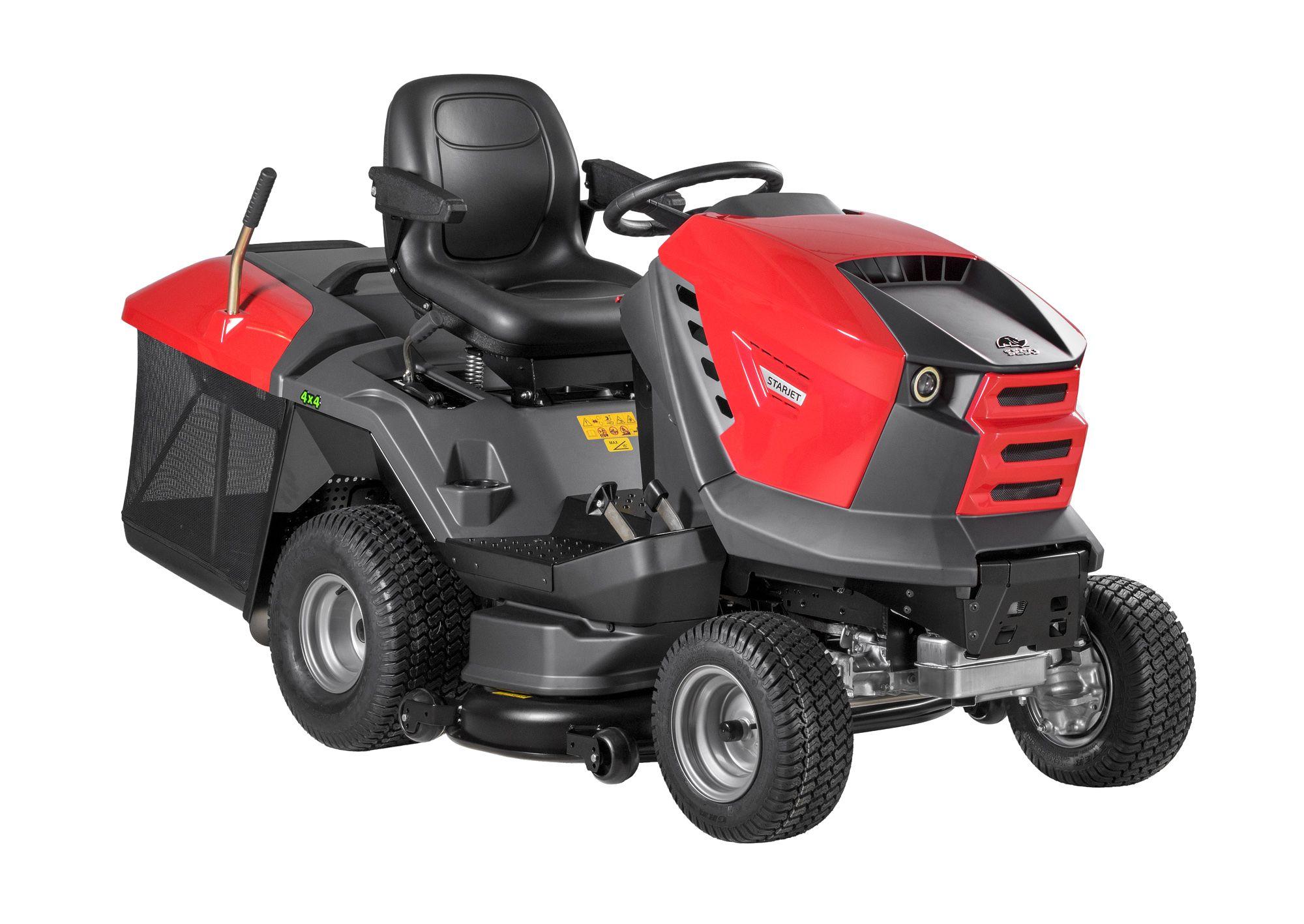 Zahradní traktor Seco Starjet P4 4x4