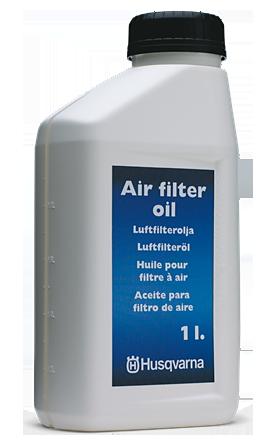 Oleje pro vzduchové fitry